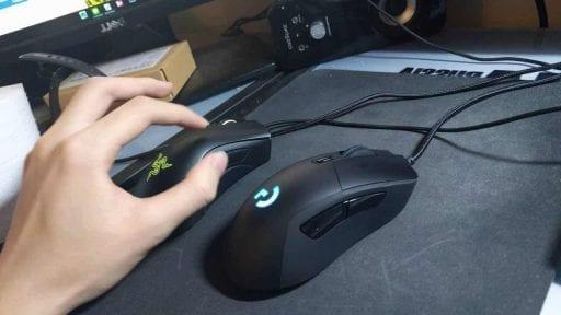 botones raton