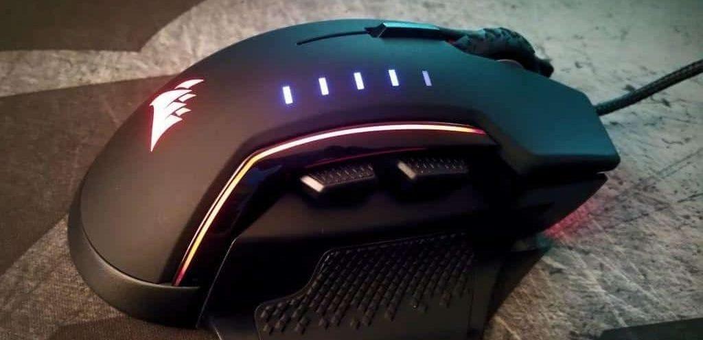 ratones gamer corsair review