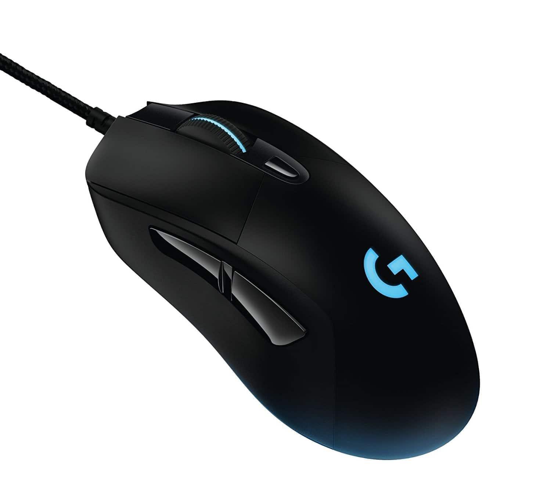 Review del mouse gaming Logitech G403, una de las mejores opciones para un ratón de gama media