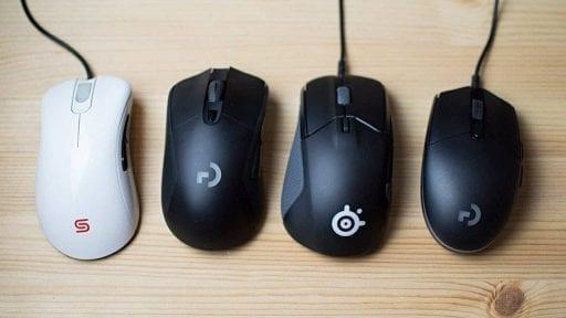 raton gamer para zurdos razer