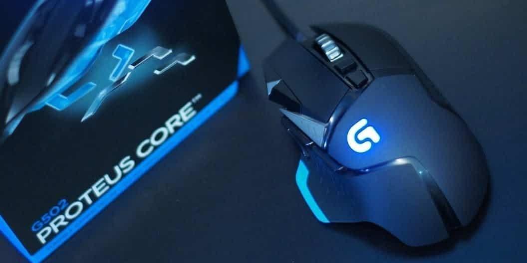 ratón gamer logitech opiniones