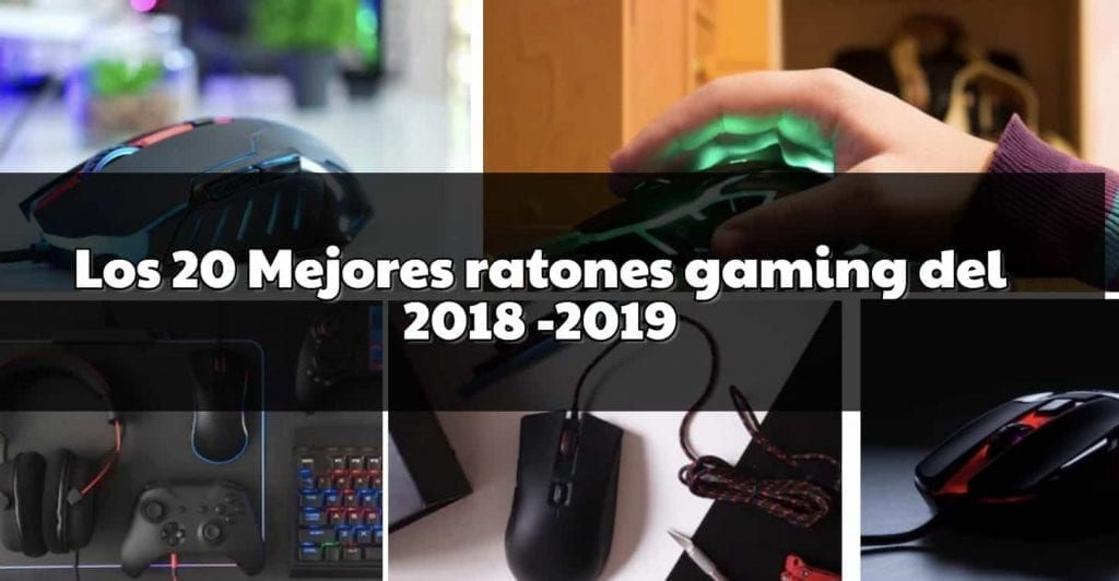 los mejores mouse gamer