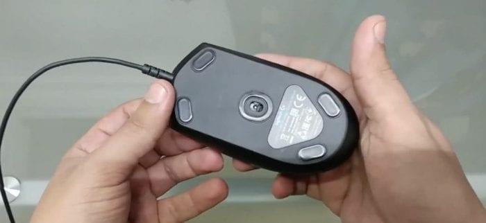 sensor logitech g203