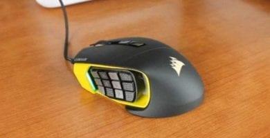 Corsair Scimitar Pro RGB