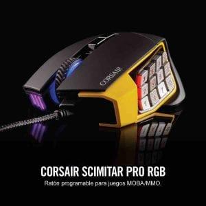 Corsair Scimitar Pro RGB tienda