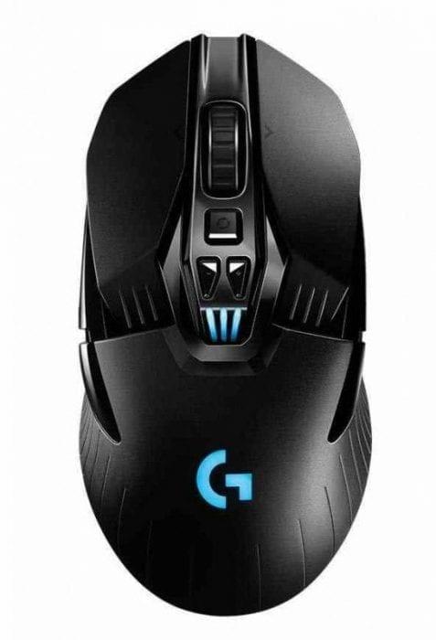 Logitech G903 reseña