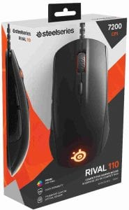 SteelSeries Rival 110 amazon