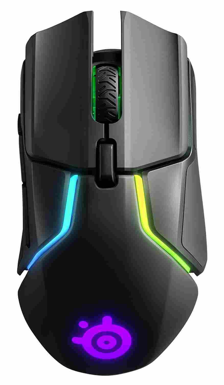 SteelSeries Rival 650 reseña