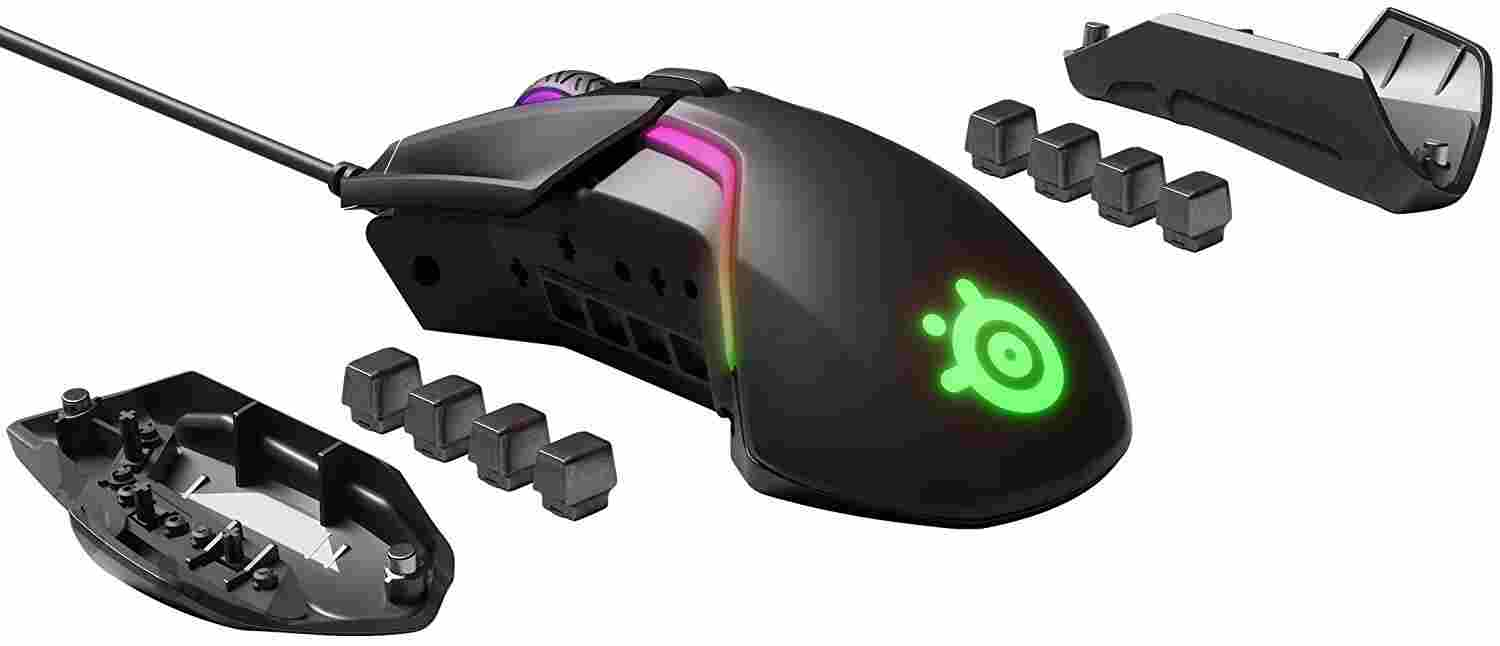 SteelSeries rival 600 comprar